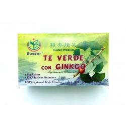 Té Verde Ginkgo Biloba 20...