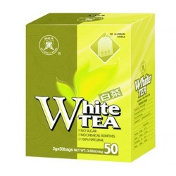 Té Blanco Especial 50...