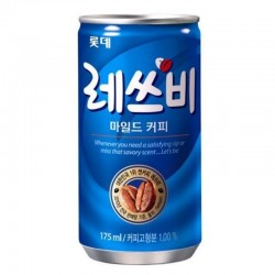 CAFE MILD COFFEE 175ML LOTTE