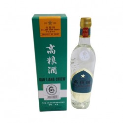 KAOLIANG CHIEW 500ML 62% STARS